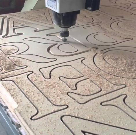 Brocas CNC