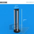 TRP10p - 160 cm de alto x  21 cm de ancho