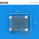 WFP12ch - 12 cm de ancho x 10 cm de alto