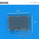 WFP141ch - 60 cm de ancho x 40 cm de alto