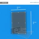 WFP148ch - 60 cm de ancho x 90 cm de alto