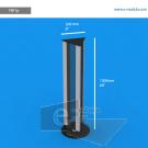 TRP1p - 150 cm de alto x 20 cm de ancho