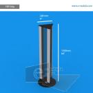 TRP1SAp - 150 cm de alto x  20 cm de ancho