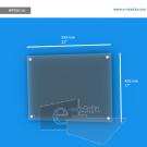 WFP200ch - 55.9 cm de ancho x 35 cm de alto