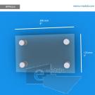 WFP42ch - 20 cm de ancho x 12.5 cm de alto