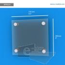 WFP62ch - 21 cm de ancho x 20 cm de alto