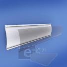Modulo de 10cm Curvo de Aluminio