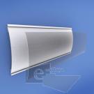 Modulo de 15cm Curvo de Aluminio