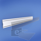 Modulo de 5cm Curvo de Aluminio