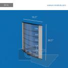 D11c-50cm de Ancho por 52.07cm de alto