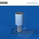 19-CD-P-Extensión  acabado en aluminio