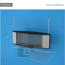 SUSVL22c-40cm de ancho por 15.2cm de alto