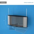 SUSVL23c-40cm de ancho por 23cm de alto.