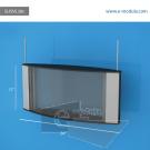 SUSVL30c-60cm de ancho por 30cm de alto.