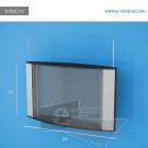 SUSVL31c-60cm de ancho por 40cm de alto