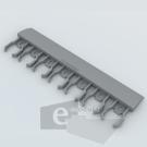 Clip de 21cm Vela