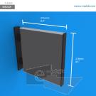 WBD20p - 21.6 cm de ancho x 21.6 cm de alto