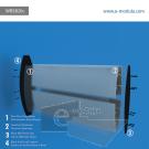 WBSB20c-21cm de alto por 40cm de ancho