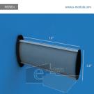 WBSB3c-10cm de alto por 25cm de ancho