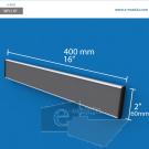 WFL15p - 40 cm de ancho x 6 cm de alto