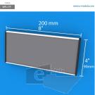 WFL17p - 20 cm de ancho x 9 cm de alto