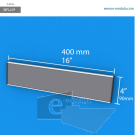 WFL21p - 40 cm de ancho x 9 cm de alto