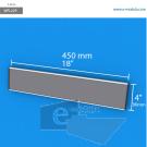 WFL22p - 45 cm de ancho x 9 cm de alto