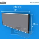 WFL24p - 30 cm de ancho x 12 cm de alto