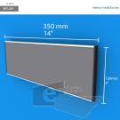 WFL25p - 35 cm de ancho x 12 cm de alto