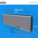 WFL26p - 40 cm de ancho x 12 cm de alto