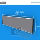 WFL27p - 45 cm de ancho x 12 cm de alto