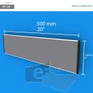 WFL28p - 50 cm de ancho x 12 cm de alto