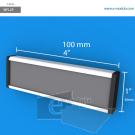 WFL2p - 10 cm de ancho x 3 cm de alto