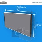 WFL30p - 30 cm de ancho x 15 cm de alto