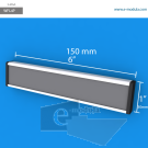 WFL4p - 15 cm de ancho x 3 cm de alto