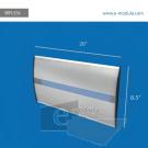 WFL53c-21.5cm de alto por 50cm de acho