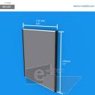 WFL55p -21.5 cm de ancho x 27 cm de alto