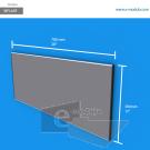 WFL63p - 70 cm de ancho x 30 cm de alto