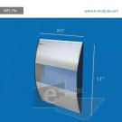 WFL79c-28cm de alto por 21.6cm de acho