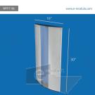 WFP118c-40cm de Ancho por 75cm de alto