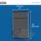 WFP11p - 20 cm de alto  x 12 cm de ancho