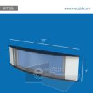WFP122c-50cm de Ancho por 15.2cm de alto