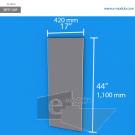 WFP130p - 110 cm de alto x 42 cm de ancho