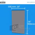 WFP157p - 90 cm de alto x 50 cm de ancho