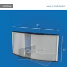 WFP158c-28cm de Ancho por 15cm de alto