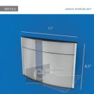 WFP161c-28cm de Ancho por 21.5cm de alto