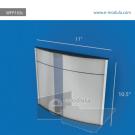 WFP163c-28cm de Ancho por 26cm de alto