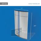 WFP169c-28cm de Ancho por 50cm de alto