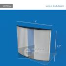 WFP174c-36cm de Ancho por 30cm de alto