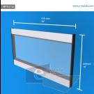 WFVLL11p - 91 cm de ancho x 40 cm de alto